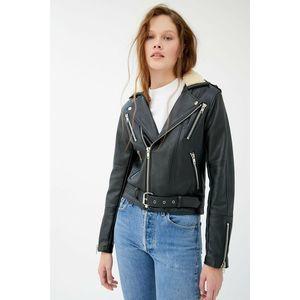 Urban Renewal PeleCheCoco Shearling Leather Jacket